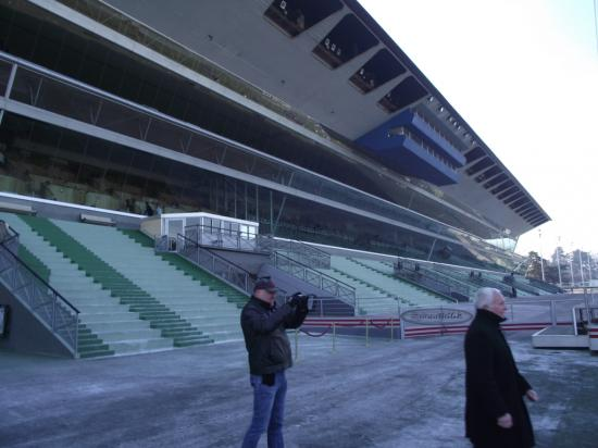 Tribune Vincennes
